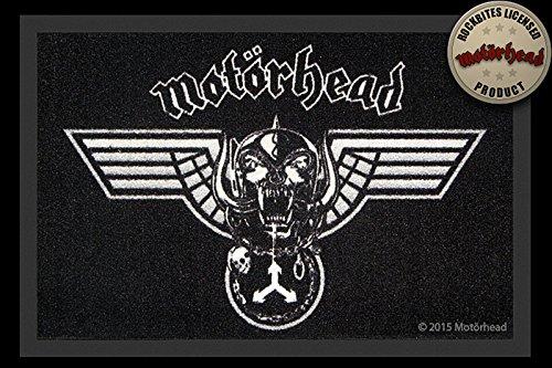 Felpudos Música Motörhead Felpudo (Winged warpig Felpudo, limpiabarr