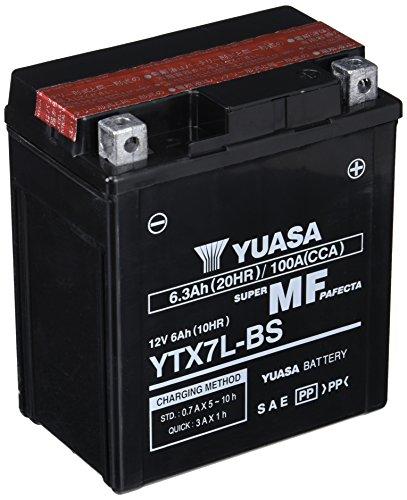 BATTERIA YUASA YTX7L-BS