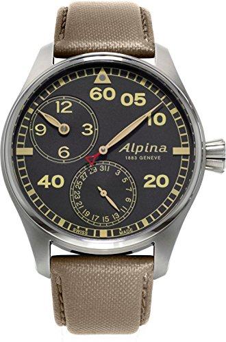 Alpina Startimer Pilot L.E of 8888 Pieces Herren-Armbanduhr 44mm AL-950BGR4S6