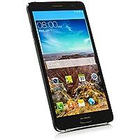 Foxnovo N8000 Android 4.2 MTK6582 Quad-core 5.5-inch QHD Screen 1GB/4GB 13.0MP Camera GPS 3G Smartphone (Black)