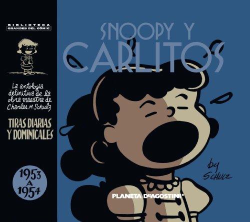 Snoopy y Carlitos 1953-1954 nº 02/25 par Charles M.%Schulz
