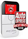 AlcoSense Excel Fuel Cell Breathalyzer Alcohol Tester Breathalyser - Auto Express Best Buy 2018 Winner