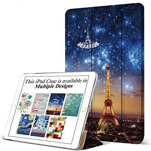 DuraSafe Schutzhülle für iPad (dreifach faltbar, Smart Cover) Paris Night iPad Mini 3 / Mini 2 / Mini 1 (7.9