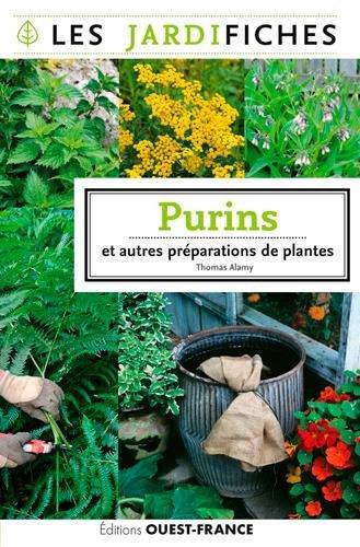 Purins et autres prparations de plantes
