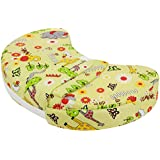 Baby Grow Cotton Fabric Feeding/Nursing Pillow Baby Mother Feeding Pillow Newborn Portable Pillow Perfect Gift For Baby Shower (Animal Printed)