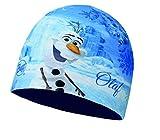 Buff Kinder Microfiber und Polar Hat Frozen Mütze, Olaf Blue, One Size