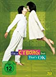 DVD Cover 'I m a Cyborg, But That s OK - 2-Disc Limited Collector s Edition im Mediabook ( + DVD) [Blu-ray]