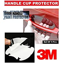 Alive Traders Toyota Yaris 3M Clear Side Door Handles Paint Protective Film