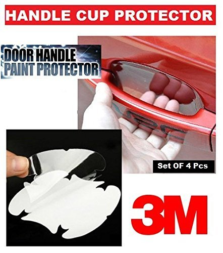 alive traders 3m clear side door handles paint protective film for vitara brezza Alive Traders 3M Clear Side Door Handles Paint Protective Film For Vitara Brezza 512qQR6MhZL