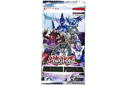 Konami tcg217Yugi Evolución Pendulum