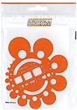 Minerva Spec 20 Schablone Circonférences Nr. 20, klein, Orange