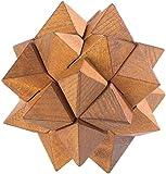 Playtastic Geduldspiel aus Holz - Der verflixte Igel