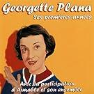 Georgette Plana : Ses premi�res ann�es