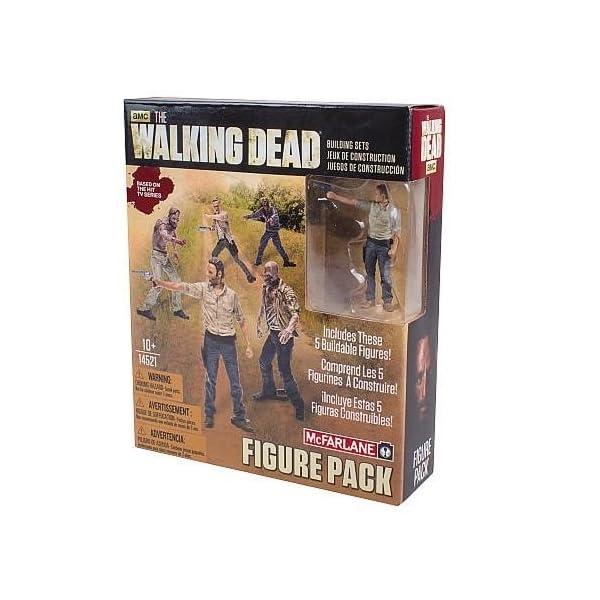 Walking Dead Tv Building Set 5 Figure Pa 2