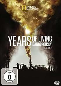 Years of Living Dangerously - Season 2 [3 DVDs]