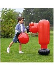 Un Excellent exercice jouet et Excellent trop. gonflable de boxe de.