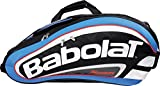 #8: Babolat Team x9 Racket Bag (Blue/Black)