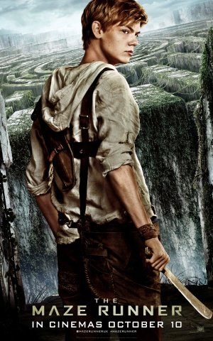 THE MAZE RUNNER – Newt – US Imported Movie Wall Poster Print - 30CM X 43CM