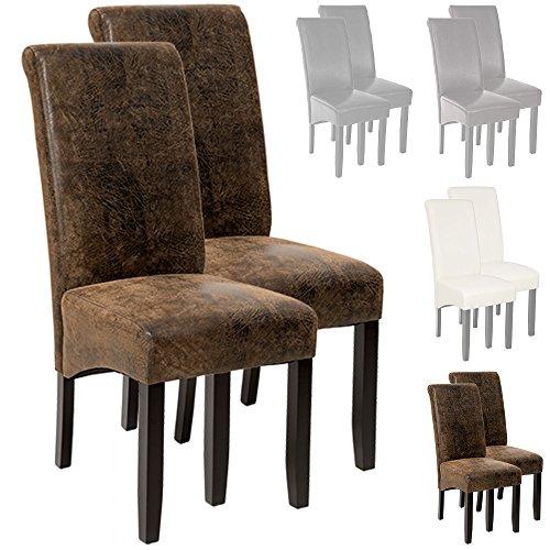 tectake-juego-de-2-sillas-de-comedor-105cm-disponible-en-diferentes-colores-gamuza-vistazo-no-401596