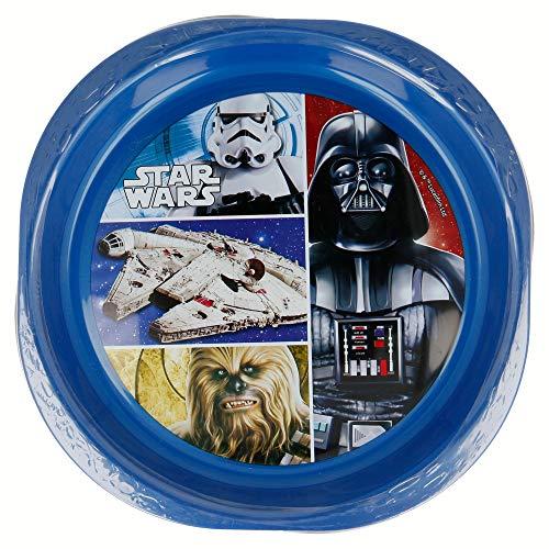 Set de 3 Assiettes pique-nique Star Wars Classic