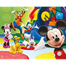 Mini poster Mickey Mouse Club House Together