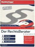 Der RechtsBerater auf CD-ROM