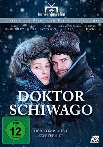 Doktor Schiwago - Die komplette Miniserie (Fernsehjuwelen) [2 DVDs]