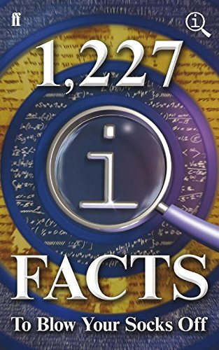 1,227 QI Facts To Blow Your Socks Off by John Lloyd (2012-11-01)