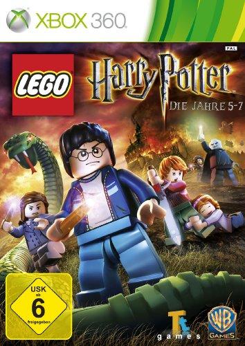 Lego Harry Potter - Die Jahre 5 -7 [Xbox 360] (Xbox Harry 360 Lego Potter)
