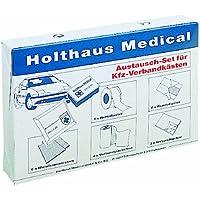 Holthaus 60 165 Austausch-Set fÃ1/4r Autoverbandkästen preisvergleich bei billige-tabletten.eu