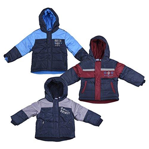 Kinder Winterjacke in verschiedenen Designs Wasser- und Schmutzabweisend dank BIONIC FINISH ® ECO