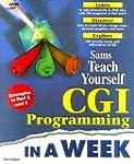 Teach Yourself - CGI Programming in a...