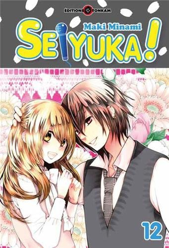 Seiyuka ! T12 par Maki Minami
