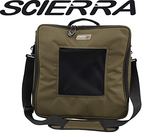 Scierra Kaitum Waders Bag 40x40x18cm - Angeltasche für Wathose, Stiefeltasche, Umhängetasche zum Spinnfischen, Anglertasche (Wader Bag)