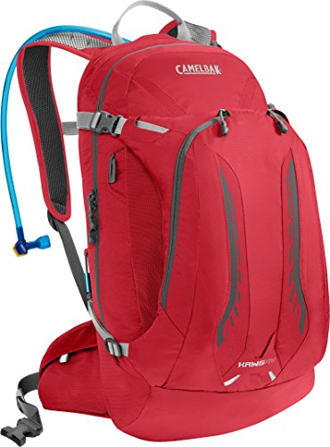 Camelbak Trinkrucksack H.A.W.G. NV BARBADOS CHERRY/GRAPH., 62543-IN 3-pocket-cargo