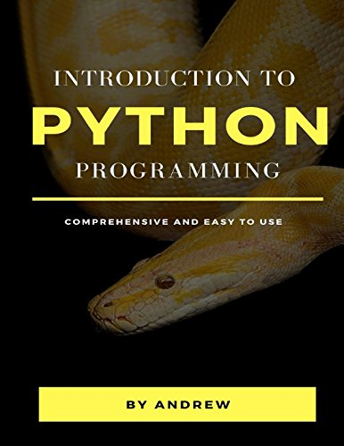 Libro Introduction to Python Programming: Beginner to