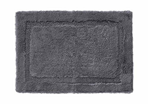 Grund Badteppich, Schiefer grau, 24von 152,4cm