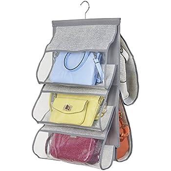 Organizzatore fino a 12 borse con gancio pratico organizer