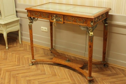 Baroque Rococo Louis MoAl1582 de Table XV