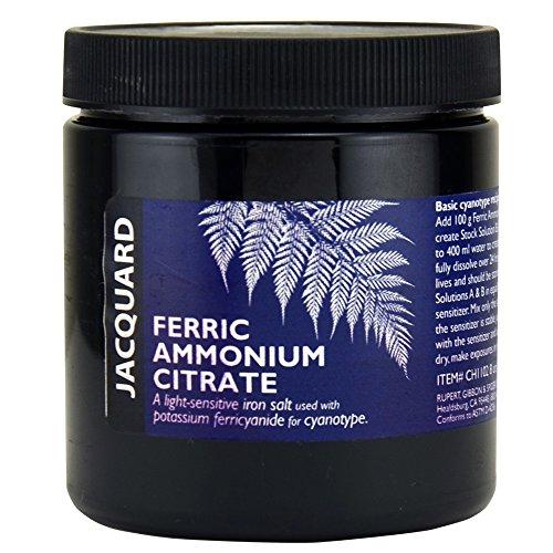 Jacquard Ferric Citrate d'Ammonium 226,8 gram