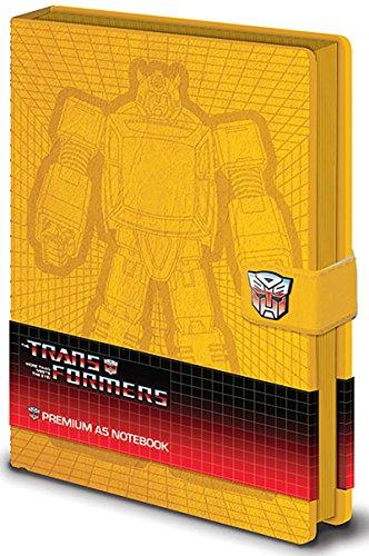 Pyramid International A5Transformers G1Bumblebee Notebook