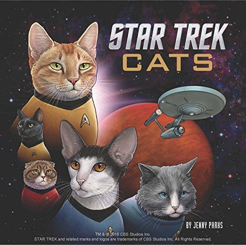 Star trek cats par Jenny Parks