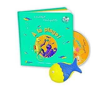 Editions Fuzeau - 71196 - A La Plage - Shaker Pescado