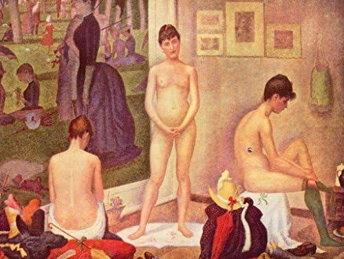 Lais Puzzle Georges Georges Georges Seurat - Les modèles 500 Pieces B07DLCBRHK 403ba7