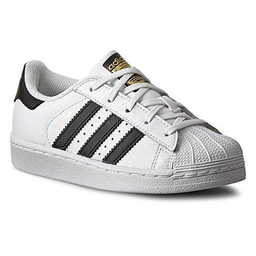 Adidas-Superstar-C-Zapatillas-de-Baloncesto-Unisex-Nios