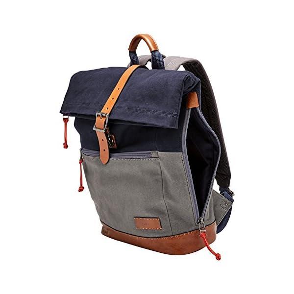 Fossil Herren Rucksack Defender Rolltop Backpack, Men's
