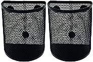 Generic 2pcs Magnetic Pencil Holder Marker Holder Mesh Storage Basket Pen Holder