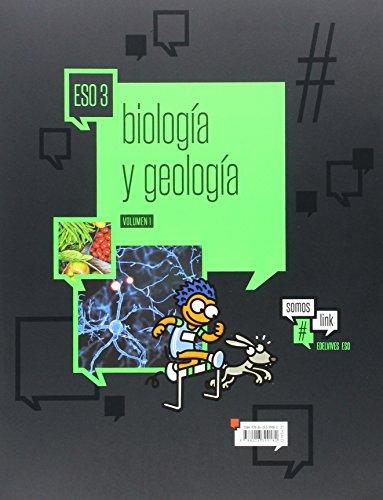 Biologia y Geologia 3º ESO (Somoslink) - 9788426399182 por Margarita Garcia Lopez