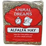 Animal Dreams Alfalfa Hay for Chinchillas and Small Animals
