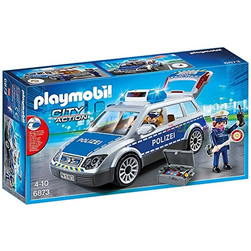 City action 6873 set de juguetes